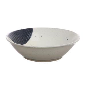 Bol din ceramica 500 ml Kyoto Indigo HK Living