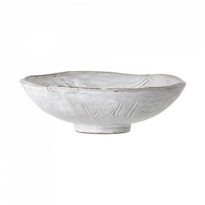 Bol gri din ceramica 450 ml Camellia Creative Collection