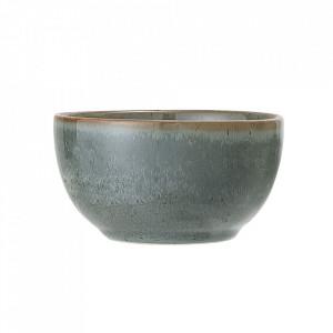 Bol verde din ceramica 300 ml Pixie Bloomingville
