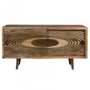 Bufet inferior din lemn 160 cm Solar Santiago Pons
