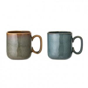 Cana ceramica 450 ml Aime Bloomingville