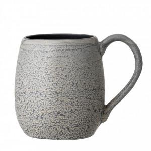 Cana gri din ceramica 500 ml Bloomingville