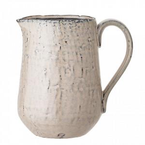 Carafa roz din ceramica 900 ml Alia Bloomingville