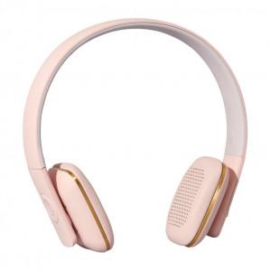 Casti wireless roz aHEAD Kreafunk