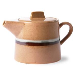Ceainic multicolor din ceramica 1200 ml Stream HK Living