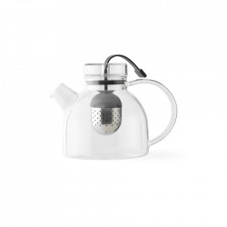 Ceainic transparent din sticla 750 ml Kettle Menu