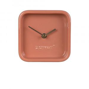Ceas roz din ceramica Cute Zuiver