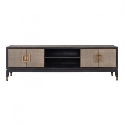 Comoda TV multicolora din lemn si metal 185 cm Bloomingville Shagreen Richmond Interiors