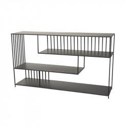 Consola din metal 140 cm Seattle Lifestyle Home Collection