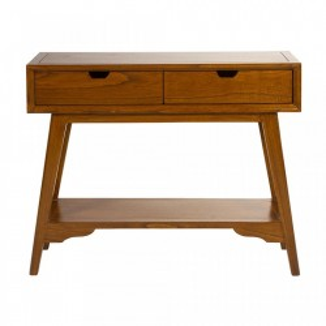 Consola maro din lemn 95 cm Jenki Hall Santiago Pons
