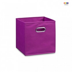 Cos mov din fleece Storage Box Purple Zeller