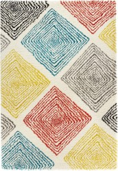 Covor 120x170 cm Allure Rainbow Mint Rugs