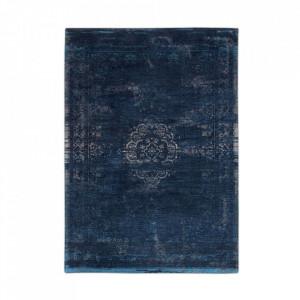Covor albastru din bumbac Fading World Blue Night Louis de Poortere (diverse dimensiuni)
