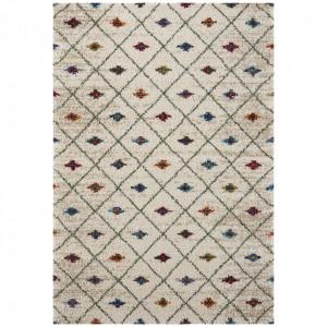 Covor crem/multicolor din polipropilena Nomadic Jovina Mint Rugs (diverse dimensiuni)