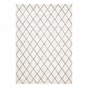 Covor din lana si viscoza Framework Ivory Ligne Pure (diverse dimensiuni)