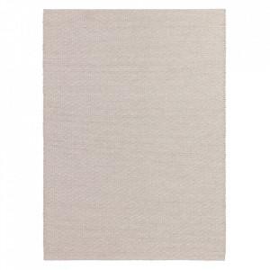 Covor din lana si viscoza Rythm Sand Ligne Pure (diverse dimensiuni)