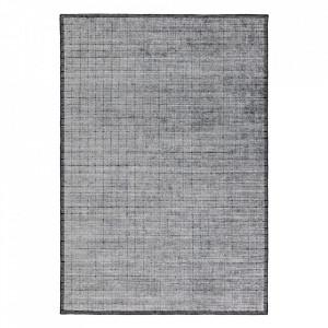 Covor din viscoza si lana Mesh Slate Ligne Pure (diverse dimensiuni)