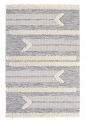 Covor gri 150 x 77cm Handira Arrow Mint Rugs