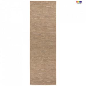 Covor gri/auriu din polipropilena pentru exterior Nature Look Grey Gold BT Carpet (diverse dimensiuni)