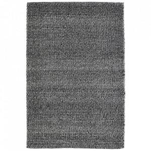 Covor gri din lana si viscoza My Loft Obsession (diverse dimensiuni)