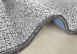 Covor gri Wolly BT Carpets