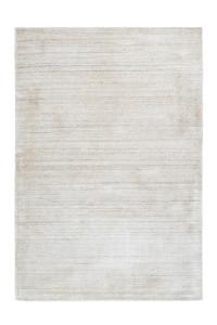 Covor ivoriu/argintiu din lana si viscoza Natura Lalee (diverse dimensiuni)