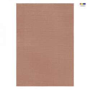 Covor maro din viscoza si poliester Premier Alagnon Copper Elle Decor (diverse dimensiuni)