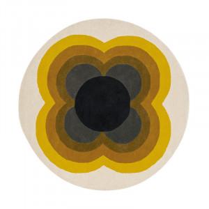Covor multicolor din lana OR Sunflow-Yel Brink & Campman (diverse dimensiuni)
