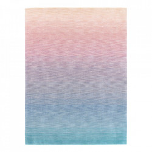 Covor multicolor din lana si viscoza Aurora Ligne Pure (diverse dimensiuni)
