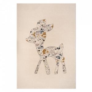Covor multicolor din polipropilena 120x170 cm Vini Little Deer Zala Living