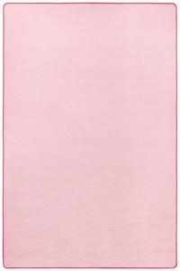 Covor roz 200x280cm Fancy Uni Hanse Home