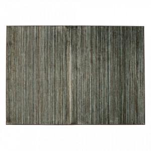 Covor verde din textil 200x300 cm Keklapis Green Dutchbone