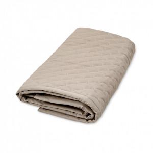 Cuvertura matlasata din bumbac pentru copii 120x120 cm Martin Hazel Cam Cam