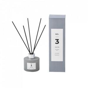 Difuzor cu betisoare parfumate din sticla 100 ml Santal Fig Illume x Bloomingville