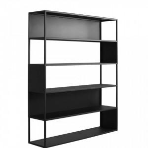 Etajera neagra 150x180 Bookcase Hyller Custom Form