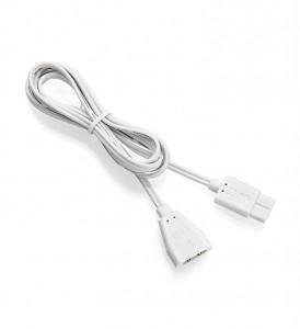 Extensie cablu alimentare 1 m Combine Male-Female White Markslojd