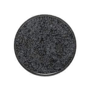 Farfurie neagra din ceramica 18 cm Marie Bloomingville