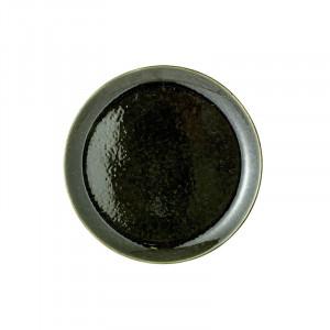 Farfurie verde din ceramica 20 cm Joelle Bloomingville
