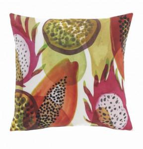 Fata de perna multicolora din textil impermeabil 45x45 cm Dikeledi  La Forma