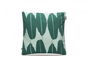 Fata de perna verde din bumbac 50x50 cm Leaf Mumla