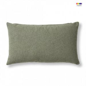 Fata de perna verde din textil 30x50 cm Mak Varese La Forma