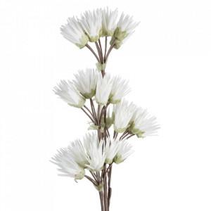 Floare artificiala din polietilena si fier 109 cm Matadi Ixia