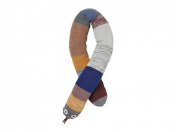 Jucarie Dusty Rainbow Snake Ferm Living