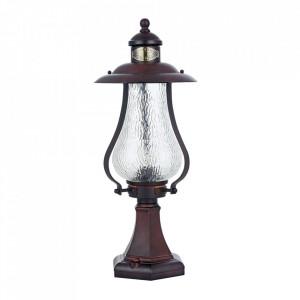 Lampa maro din metal pentru exterior 59 cm La Rambla Maytoni