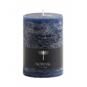 Lumanare albastra din parafina 10 cm Danny Nordal