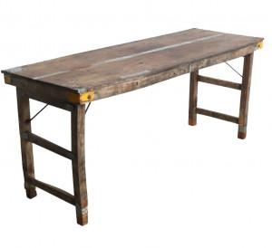 Masa maro din lemn 60x173 cm Market Raw Materials