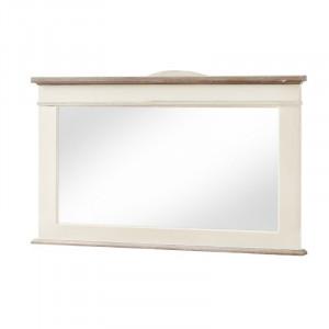Oglinda din lemn de plop si MDF 57x100 cm Rimini Livin Hill