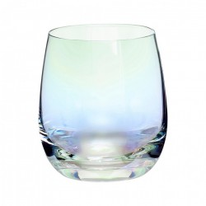 Pahar transparent din sticla 7x10 cm Alan Hubsch