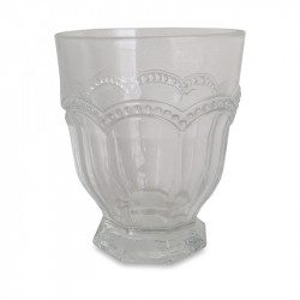 Pahar transparent din sticla 8,5x10 cm Theo Opjet Paris