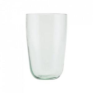 Pahar transparent din sticla 8x13 cm Votiv House Doctor